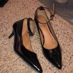 14th & Union patent leather kitten heels